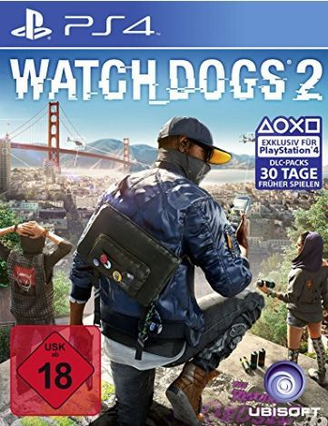 watchdogs2-ubisoft - Bildquelle: Ubisoft