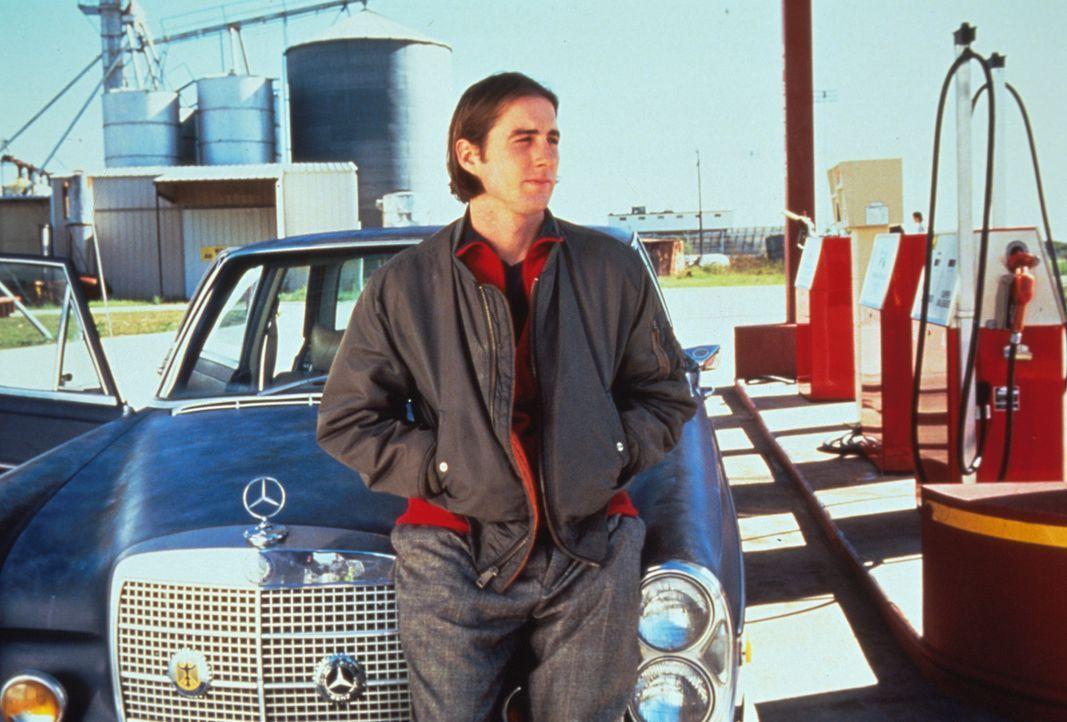 Leere Taschen, leerer Tank: Anthony (Luke Wilson) hat ein echtes Problem ... - Bildquelle: Columbia Pictures
