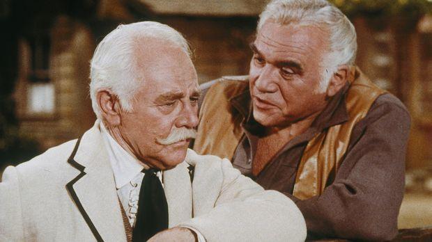 Der einst wohlhabende und jetzt verarmte Colonel Robert Fairchild (Charles Ru...