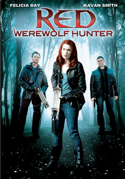 RED: WEREWOLF HUNTER - Plakatmotiv - Bildquelle: 2010 C/P TIFPRO I Productions Inc. All Rights Reserved.
