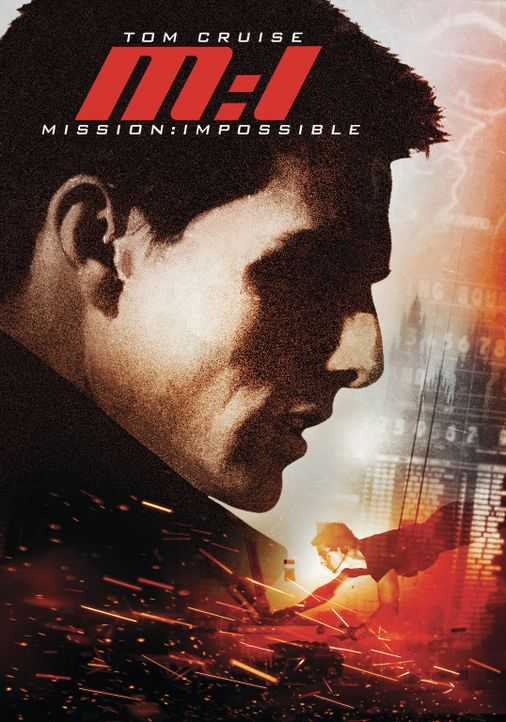 MISSION: IMPOSSIBLE - Plakatmotiv - Bildquelle: TM & Copyright   Paramount Pictures. All rights reserved.