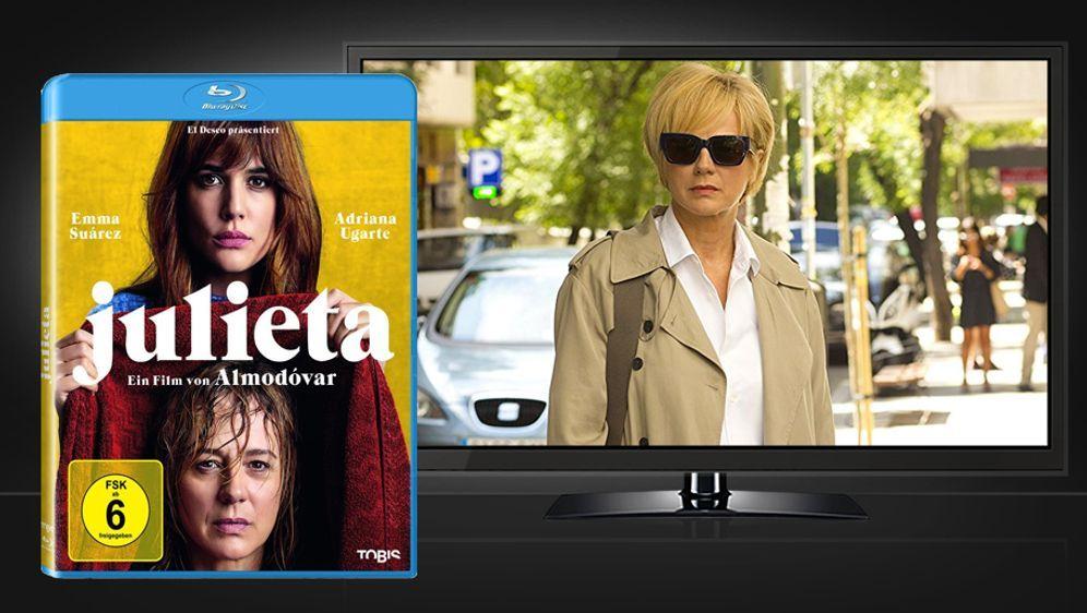 Julieta (Blu-ray Disc)