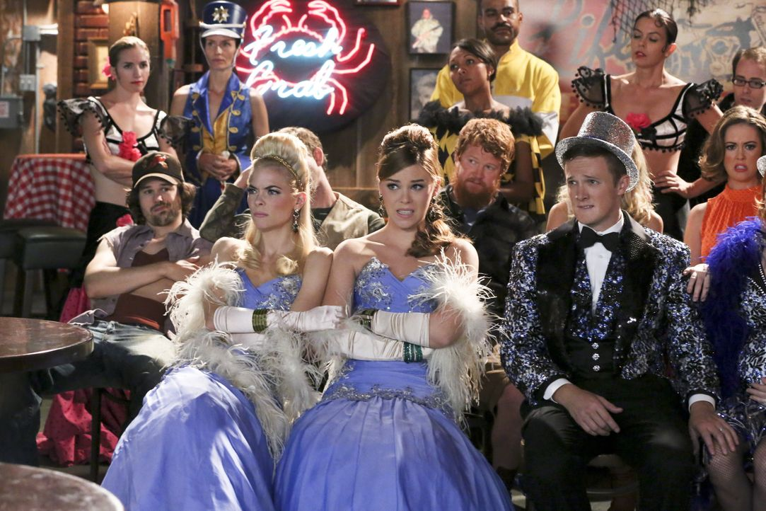 Hart of Dixie: Die Teilnehmer sollen ihr Talent beweisen - Bildquelle: Warner Bros. Entertainment Inc.