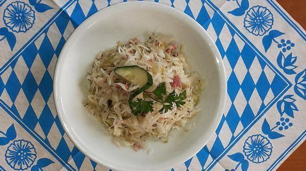 Bayerischer Krautsalat