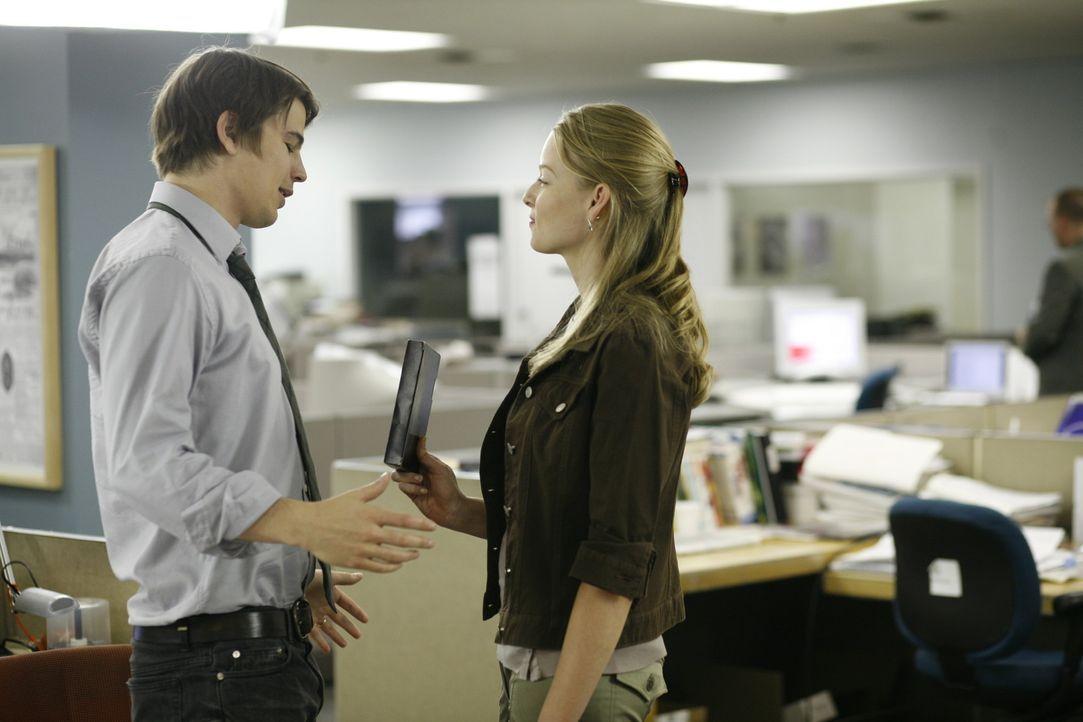 Ein kleines Video zerstört alles, wofür Erik Kernan Jr. (Josh Hartnett, l.) und Polly (Rachel Nichols, r.) so lange gearbeitet haben ...