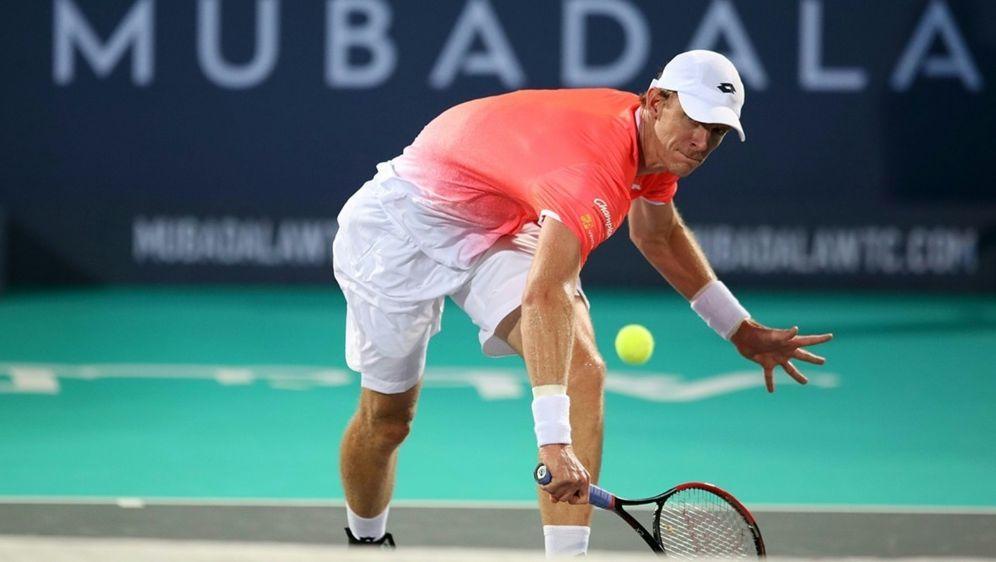 Kevin Anderson gewinnt das ATP-Turnier im indischen Pune - Bildquelle: PIXATHLONPIXATHLONSID