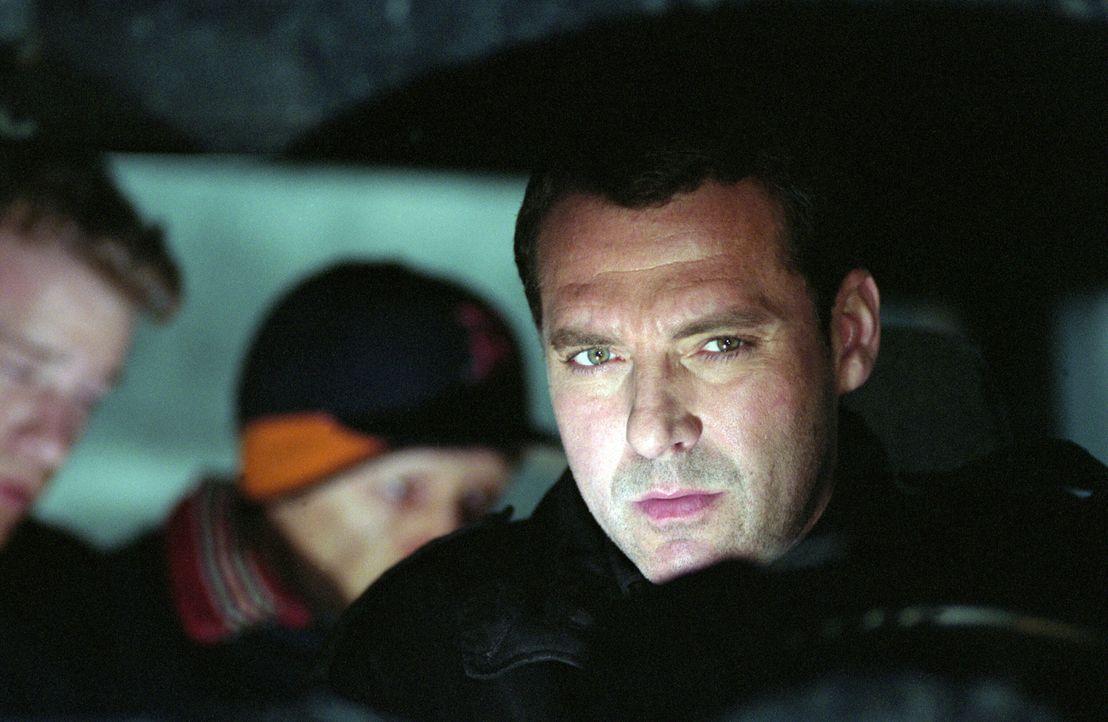 Auf der Jagd nach dem Bösen schlechthin: Owen Underhill (Tom Sizemore) ... - Bildquelle: Warner Bros.