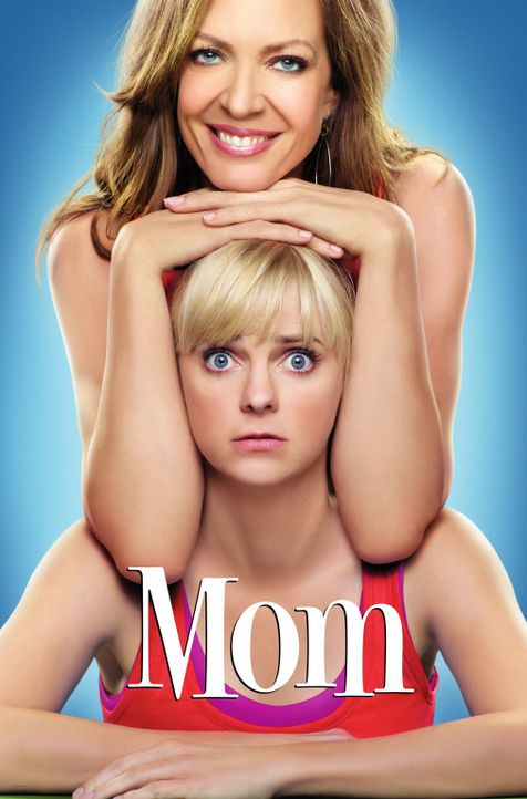 (1. Staffel) - Mom - Artwork - Bildquelle: Warner Bros. Television
