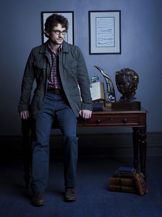 (1. Staffel) - Seine Gabe, sich mit dem Geist von Serienkillern vertraut zu machen, ist für den Profiler Will Graham (Hugh Dancy) Segen und Fluch z... - Bildquelle: Robert Trachtenberg 2013 NBCUniversal Media, LLC