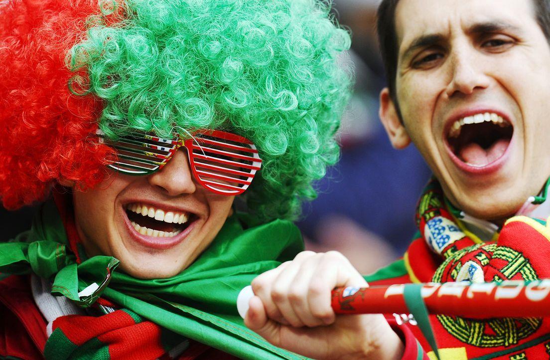 Fussball-Fans-Portugal-100621-AFP - Bildquelle: AFP