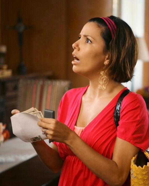 Kann nicht fassen, was Virginia gemacht hat: Gabrielle (Eva Longoria) ... - Bildquelle: ABC Studios