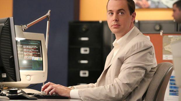 McGee (Sean Murray) macht durch seinen neuen Fall die Bekanntschaft des Ex-Ma...
