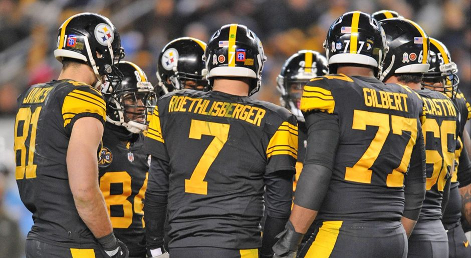 Passing Offense: Pittsburgh Steelers - Bildquelle: imago/ZUMA Press