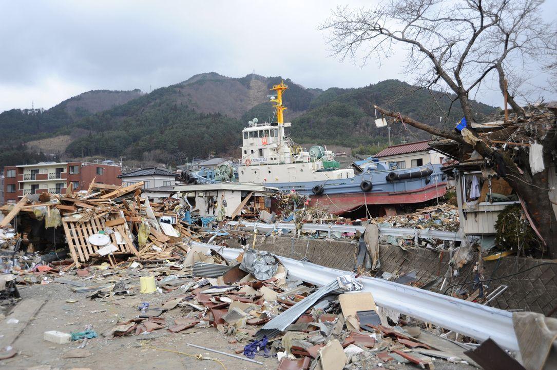 Es gibt zahlreiche Zivilisationen, die durch Vulkanausbrüche, Erdbeben, Fluten oder Meteoriteneinschläge ausgelöscht wurden. Doch wer ließ diese Nat... - Bildquelle: Wikimedia Commons