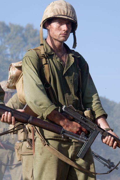 Das Abschlachten geht weiter für Bob (James Badge Dale) und seine Kameraden ... - Bildquelle: Home Box Office Inc. All Rights Reserved.