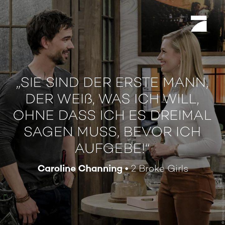 Caroline und Bobby Staffel 6 Episode 14 - Bildquelle: Warner Bros. Television