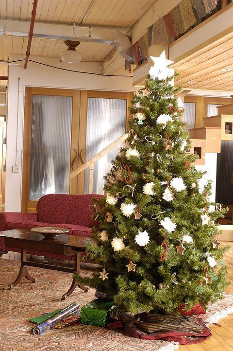 Alle Kinder freuen sich auf das Weihnachtsfest, nur die kleine Zoe ist todunglücklich. Denn ihrer Eltern wollen sich trennen, weil ihre Mutter sich... - Bildquelle: TM &   2009 CBS Studios Inc. All Rights Reserved.