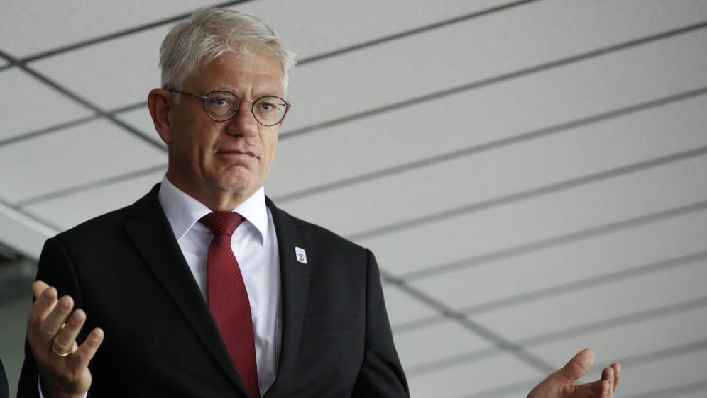 Reindl ist auch im Vorstand der Champions Hockey League - Bildquelle: PIXATHLONPIXATHLONSID