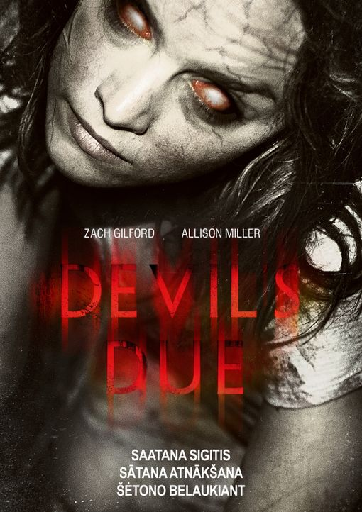 DEVIL'S DUE - TEUFELSBRUT - Plakat - Bildquelle: 2014 Twentieth Century Fox Film Corporation.  All rights reserved.