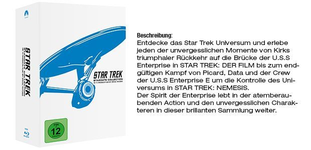 STAR TREK  and related marks and logos are trademarks of CBS Studios Inc. All...