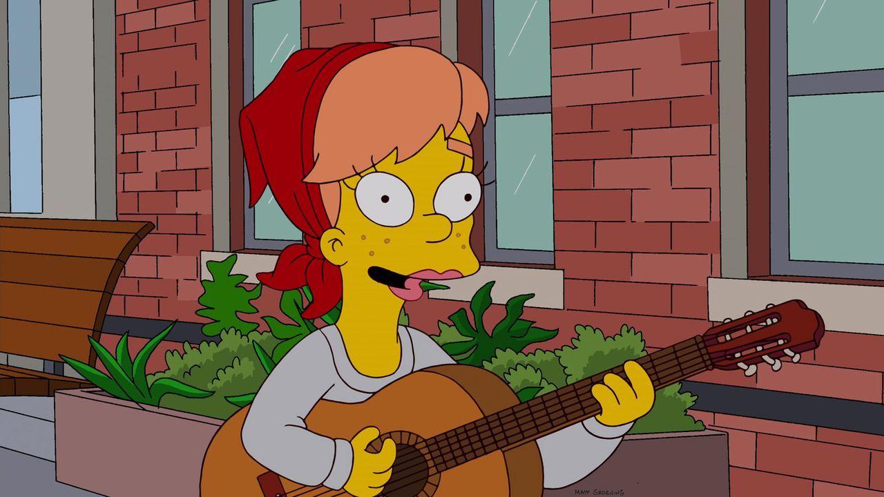 Bart ist frustriert, weil er auf einem Fest keinerlei Begleitung hat und sich sogar Lisa über ihn lustig macht, dass es keiner mit ihm aushalten wür... - Bildquelle: 2012-2013 Fox and its related entities. All rights reserved