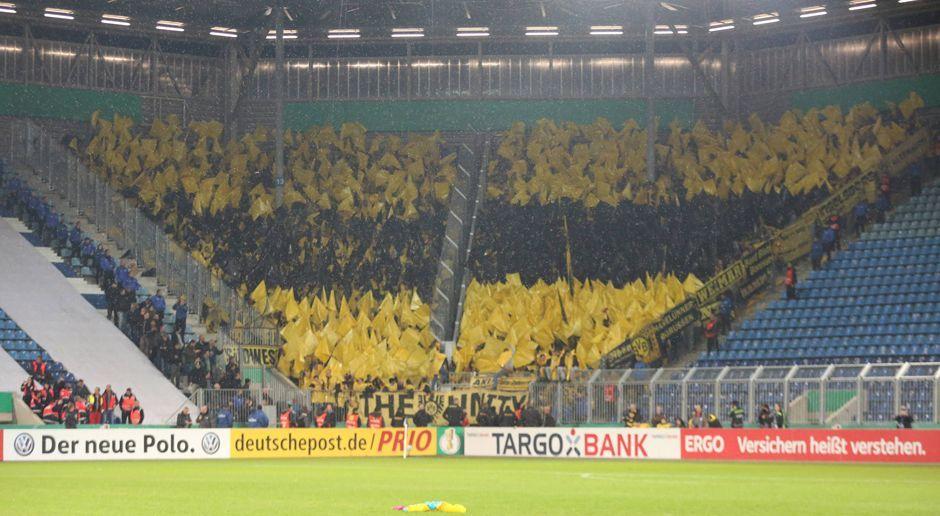 Dortmund-Choreo  - Bildquelle: imago/Jan Huebner