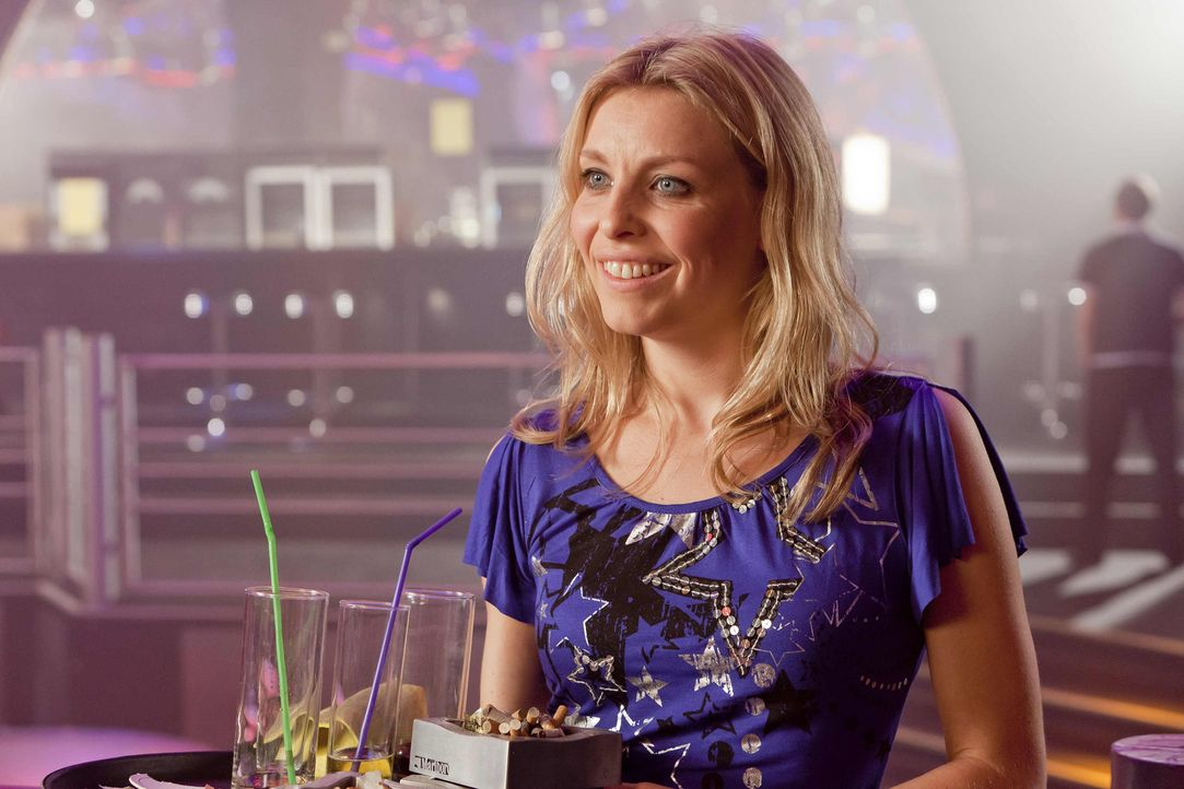Wird Silke (Karoline Maria Barsch) Danni helfen, um einen neuen Fall gewinnen zu können? - Bildquelle: Frank Dicks SAT.1