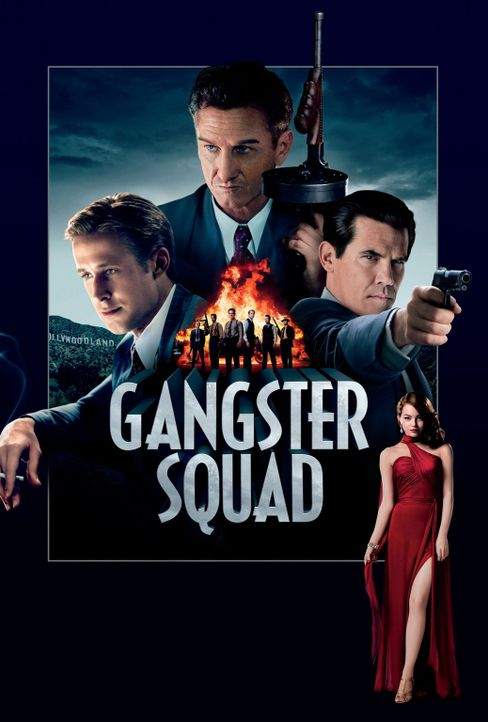 Gangster Squad - Artwork - Bildquelle: Warner Brothers