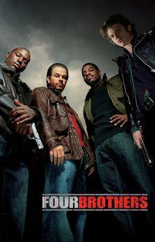 Vier Brüder - Vier Brüder - Plakatmotiv - mit (v.l.n.r.) Tyrese Gibson, Mark...