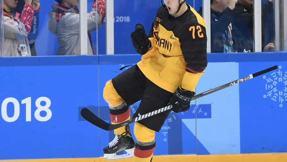 NHL-Klub hat offenbar Interesse an Dominik Kahun - Bildquelle: AFPSIDJUNG YEON-JE