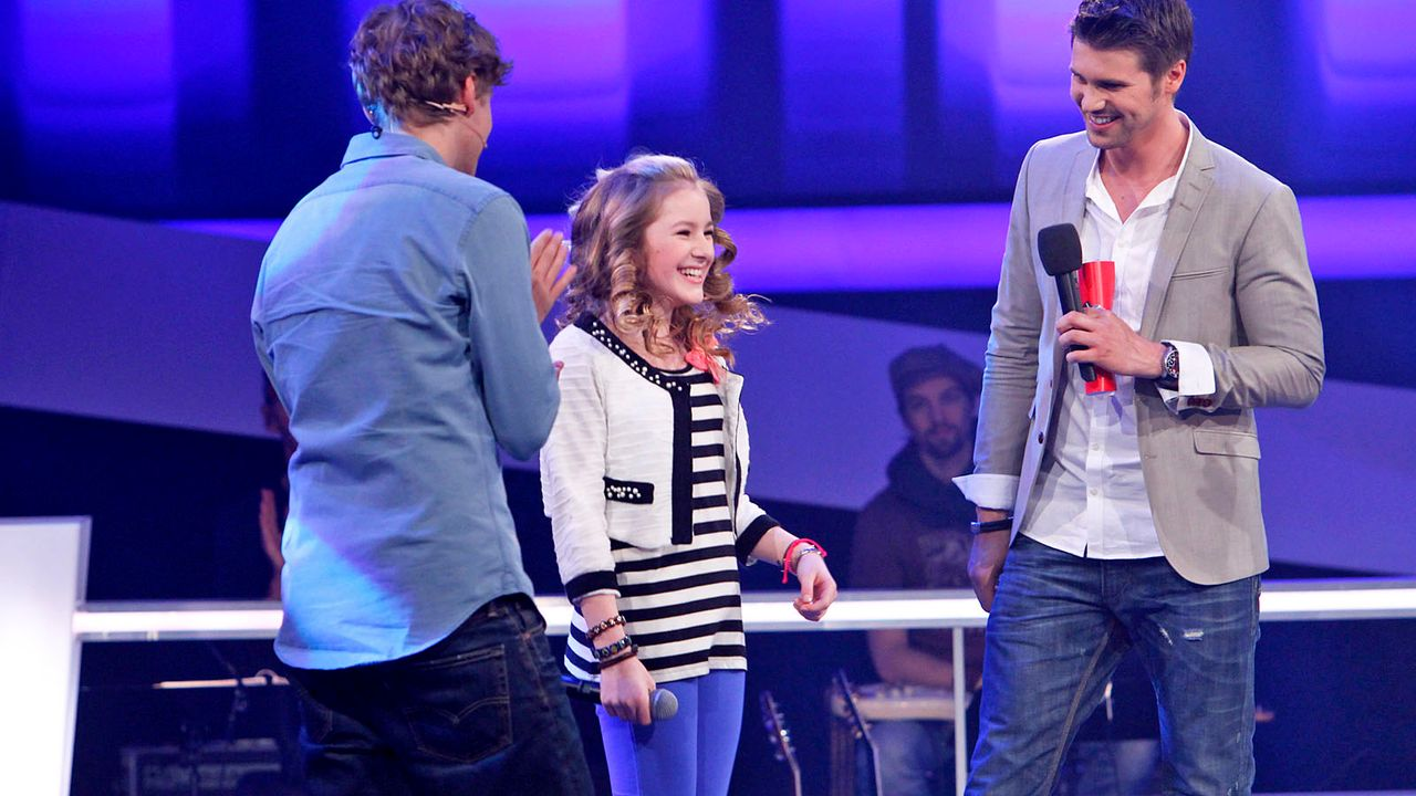 The-Voice-Kids-epi04-Rita-47-SAT1-Richard-Huebner - Bildquelle: SAT.1/Richard Hübner