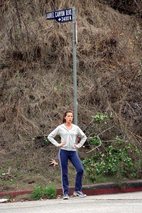 Beim Joggen versucht Alex (Kate Beckinsale) ihre Gedanken zu sortieren und einen klaren Kopf zu bekommen. - Bildquelle: Sony Pictures Television International. All Rights Reserved.
