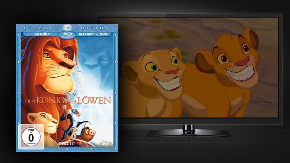 Der König der Löwen (Blu-ray Disc) - Bildquelle: Walt Disney Studios