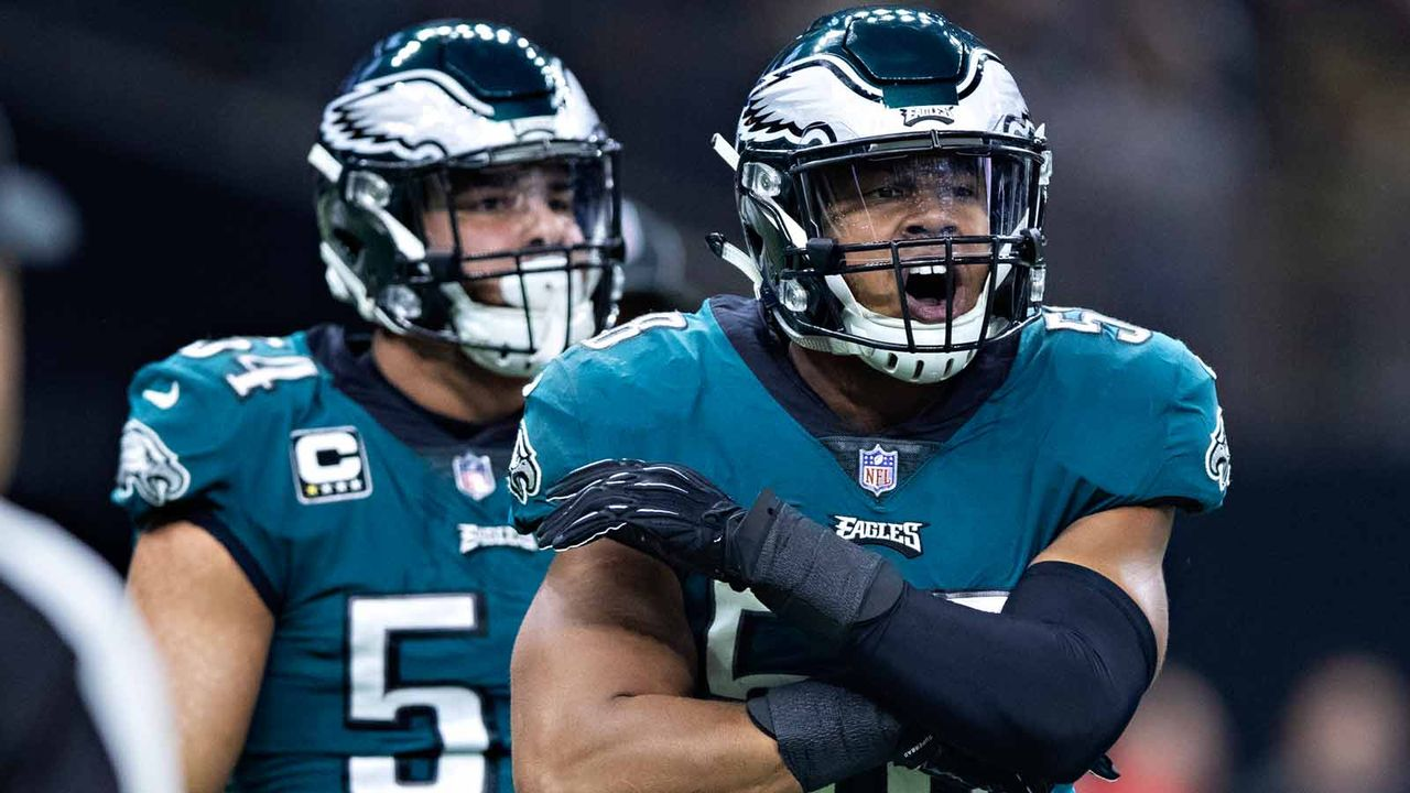 Jordan Hicks (Inside Linebacker) - Bildquelle: getty
