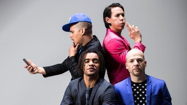Culcha Candela feat. Roldan - La Bomba