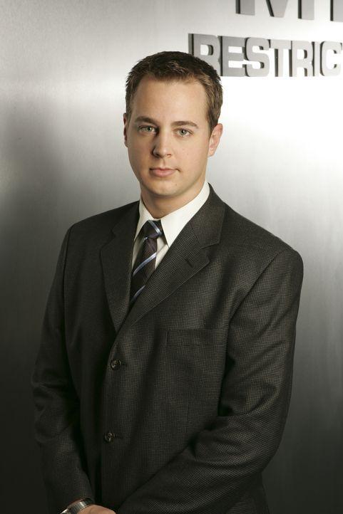 (2. Staffel) - Ein Computergenie mit MIT Abschluss: Tim McGee (Sean Murray) ... - Bildquelle: CBS Television