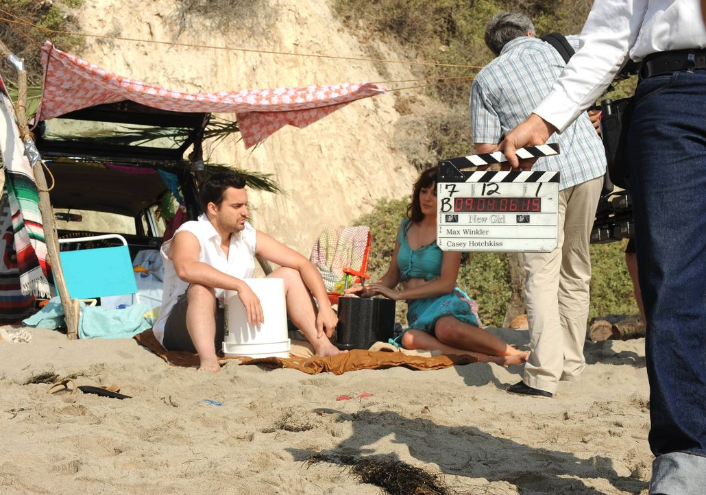 New Girl Behind The Scenes1 - Bildquelle: 20th Century Fox Film Corporation. All rights reserved