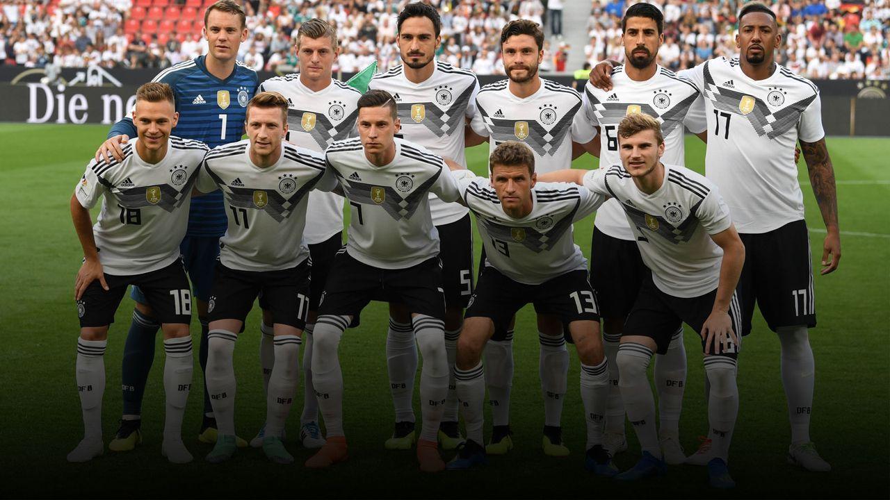 Letzter WM-Test: Die DFB-Elf in der Einzelkritik gegen Saudi-Arabien