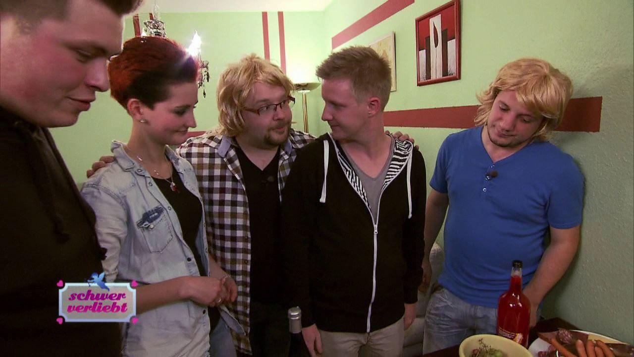 Schwer-verliebt-Episode-8-Bild037 - Bildquelle: SAT.1