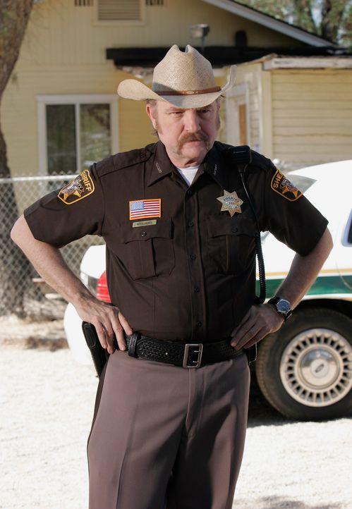 Mit Hilfe von Sheriff Williams (Jim Beaver) versuchen die Profiler, Frost zu stoppen ... - Bildquelle: Touchstone Television