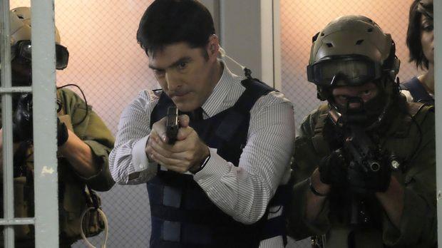 Hotch (Thomas Gibson) kann nicht glauben, dass man ihn tatsächlich verdächtig...