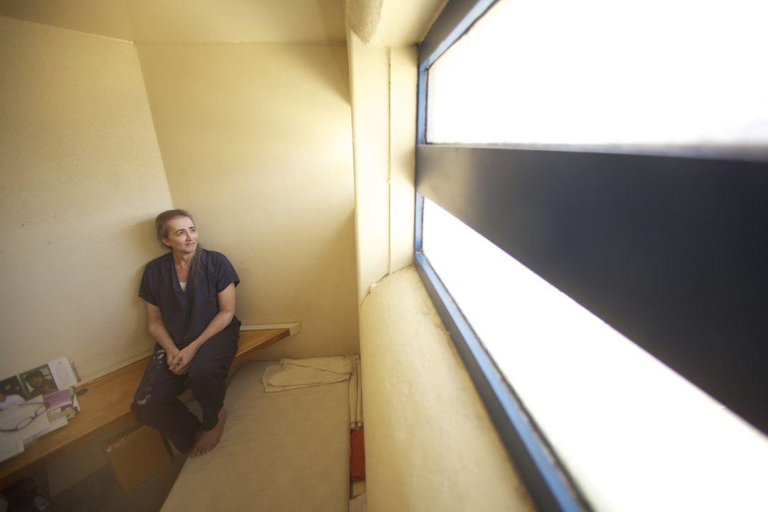 Es ist genau geregelt, wieviel Zeit Häftlinge wie Antoine Valentin in ihren Zellen verbringen müssen ... - Bildquelle: James Peterson National Geographic Channels