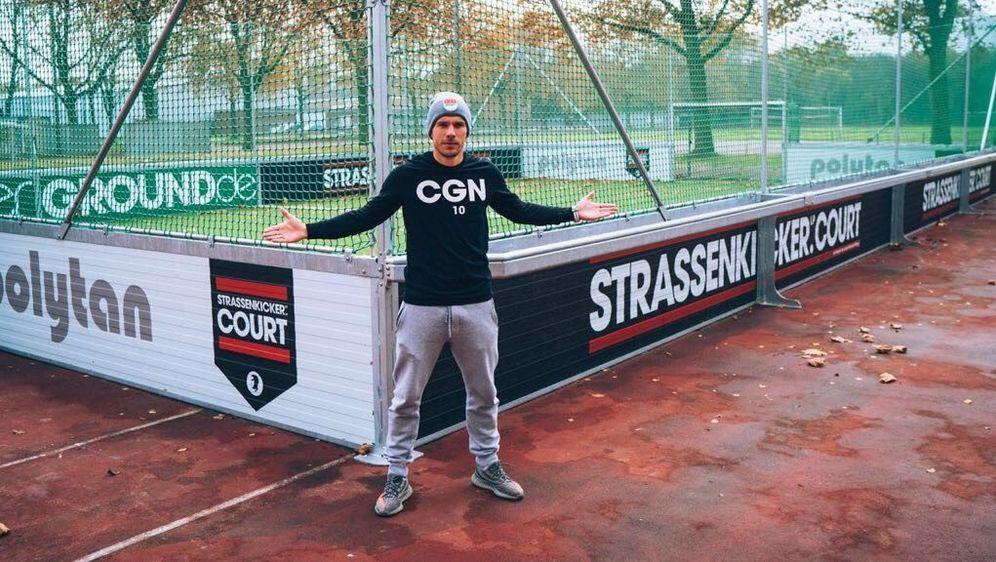 Der RED NOSE DAY 2018 sammelt Spenden für die Lukas Podolski Stiftung