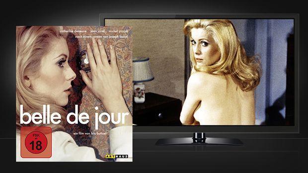 Belle-de-jour-Blu-ray-Cover-Szene-Studiocanal © Studiocanal