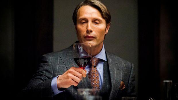 Hannibal - Er ist ein echter Feinschmecker, dennoch ist die Auswahl der Speis...