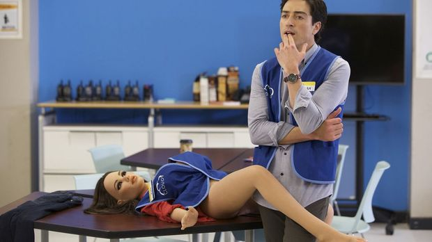 Superstore - Superstore - Staffel 1 Episode 4: Aufgenommen