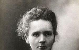 Die Physikerin Marie Curie