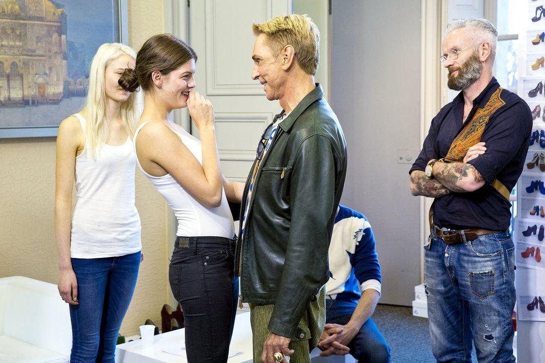 GNTM-Stf10-Epi14-Fashion-Week-Paris-069-Vanessa-ProSieben-Richard-Huebner - Bildquelle: ProSieben/Richard Huebner