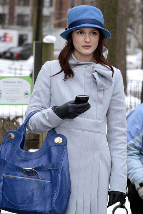 Für sie geht es jetzt wieder auf Männerfang: Blair (Leighton Meester) ... - Bildquelle: Warner Bros. Television
