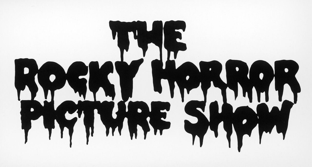 """""""Die Rocky Horror Picture Show"""" - Originaltitel Logo - Bildquelle: 1975 Houtsnede Maatschappi N.V."""
